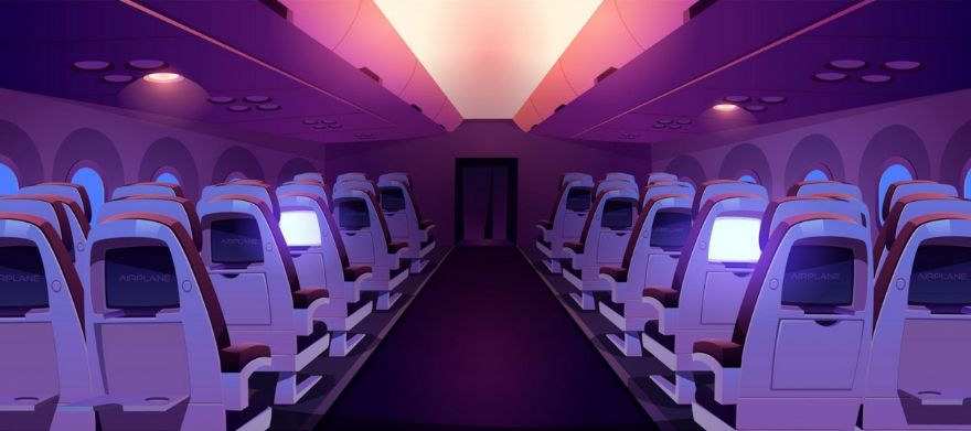 New concepts for aircraft interiors as airlines prepare for take-off