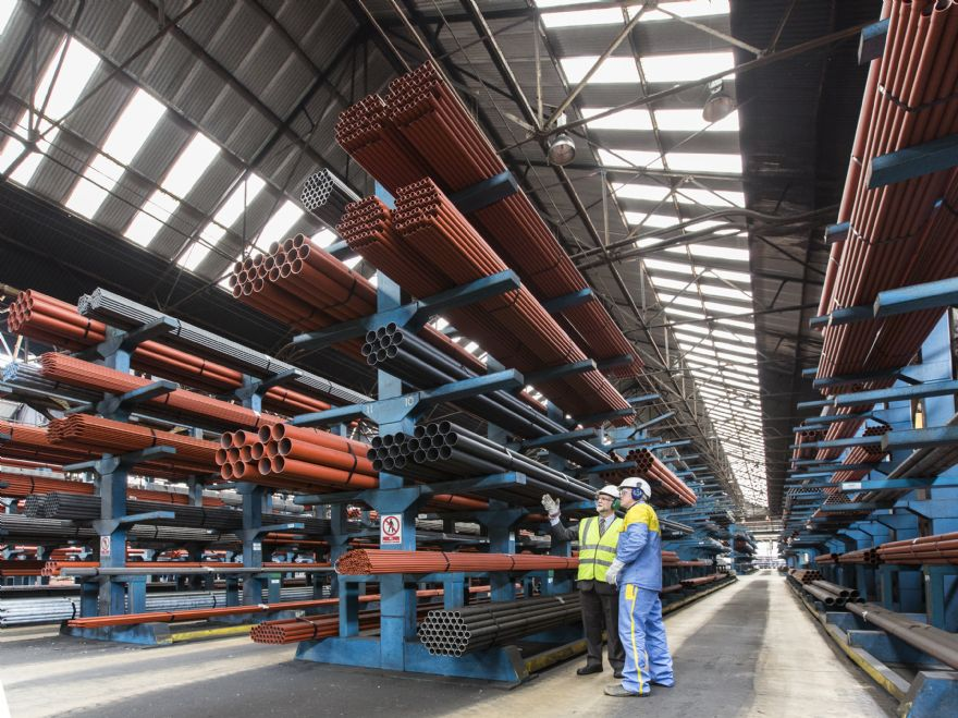 Tata Steel commits to multi-million pound transformation of Corby steelworks