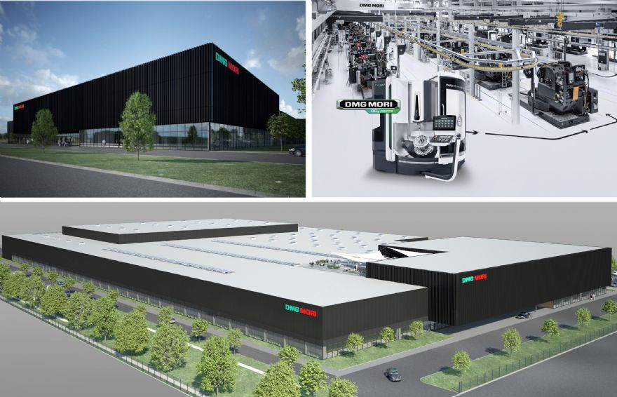 DMG Mori strengthens presence in China with investment in new facility