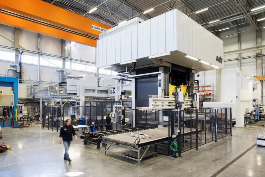 AP&T solution selected for hot forming of high-strength aluminum