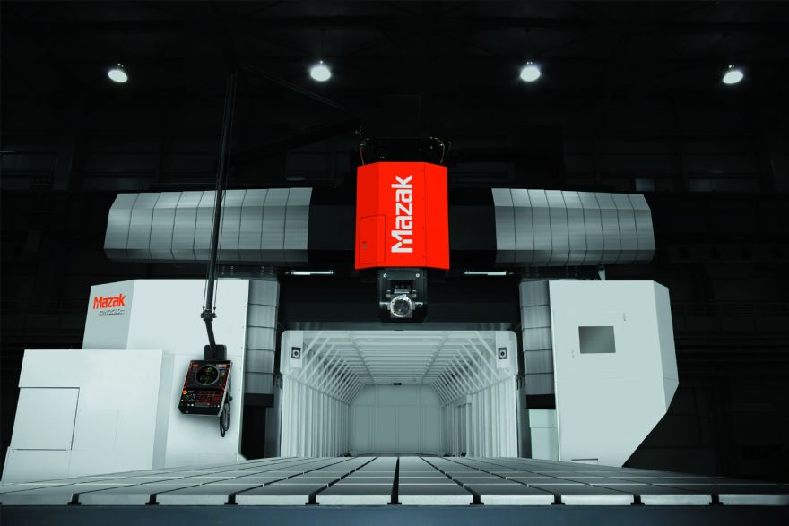 Mazak makes significant investment in production equipment