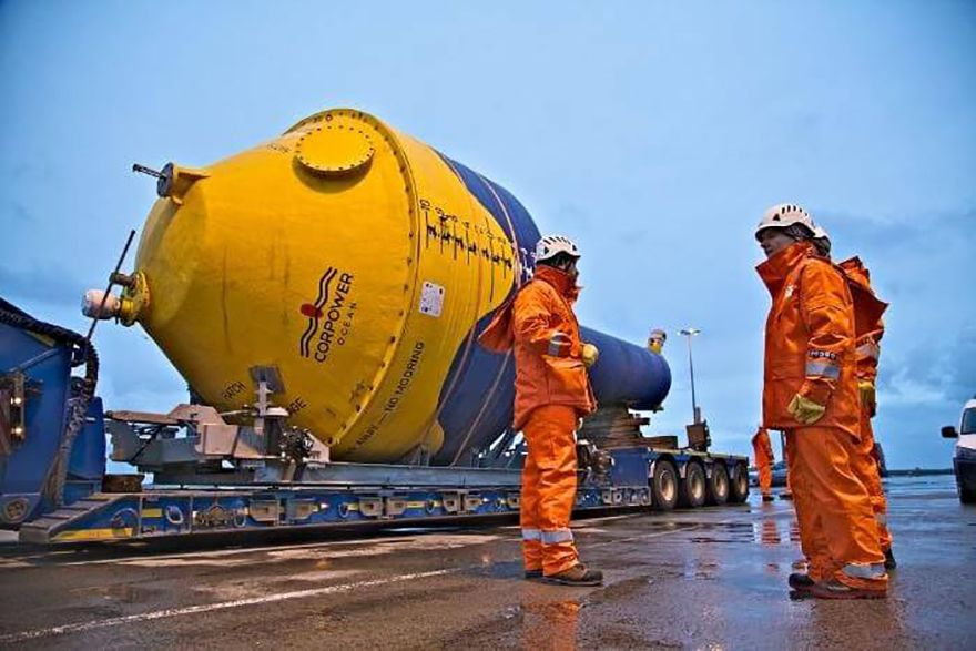 Bodycote moves into the marine renewables arena
