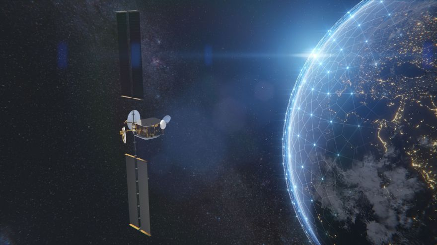 OneSat flexible satellite passes Final Design Review