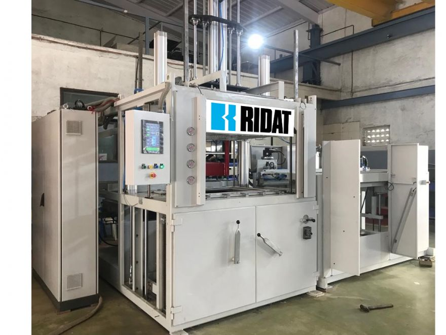 Ridat exports innovative thermoforming technology to France