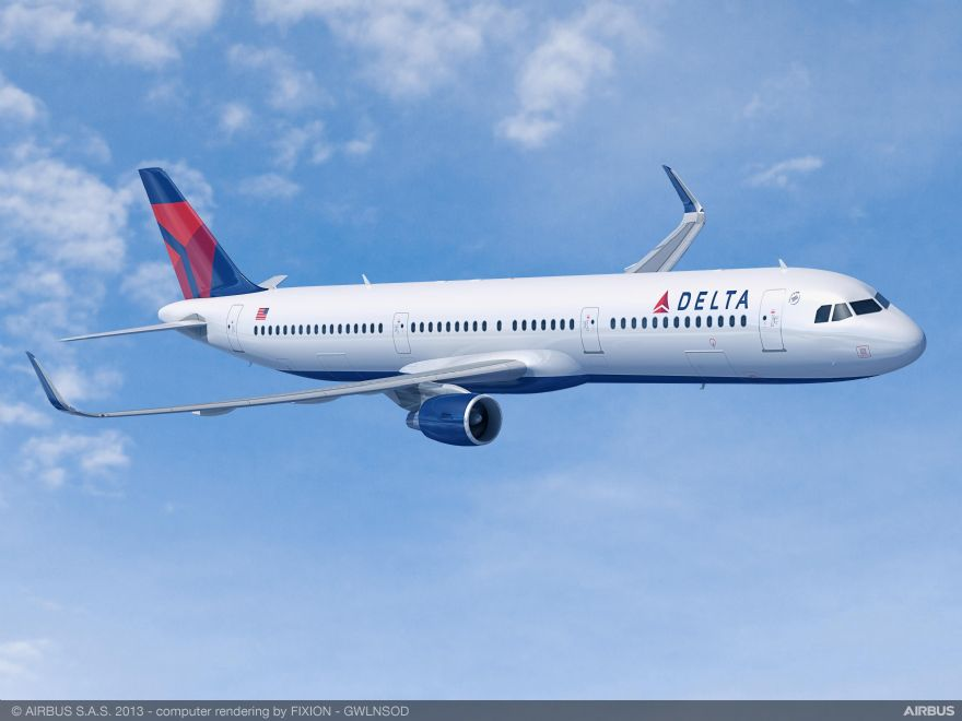 Delta Air Lines orders 25 additional Airbus A321neos