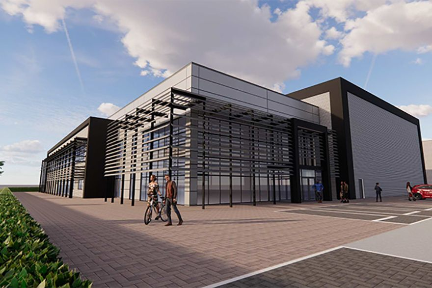 Planning application submitted for Nuclear AMRC Midlands