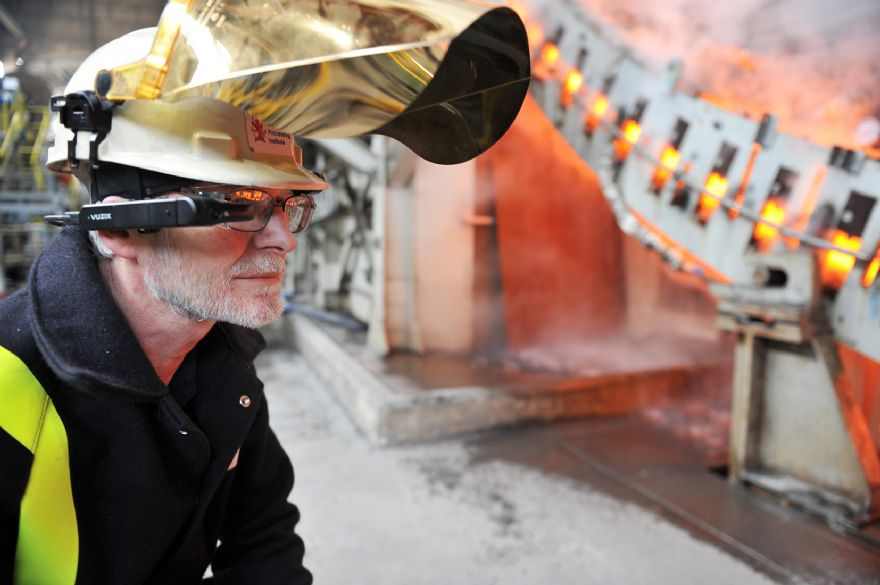 New 'AR' deal to help steel industry protect vital skills