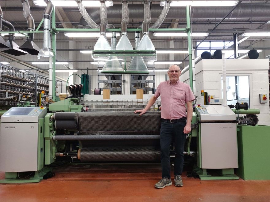 Spinning a high-tech yarn in Yorkshire