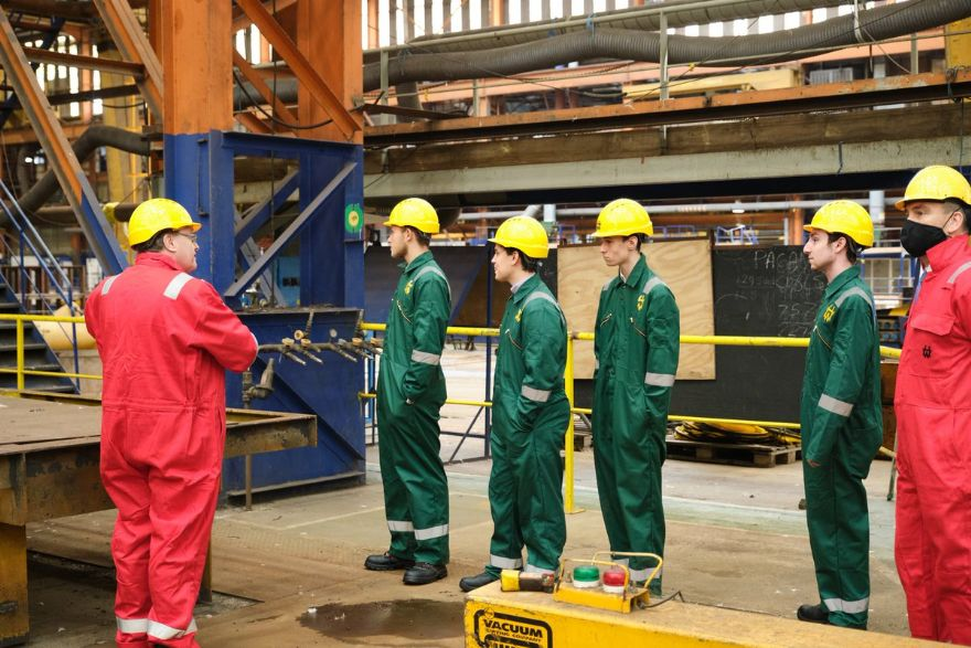 Harland & Wolff launches first multi-site apprenticeship scheme