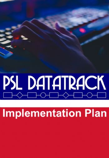 Production control implementation plan from PSL Datatrack