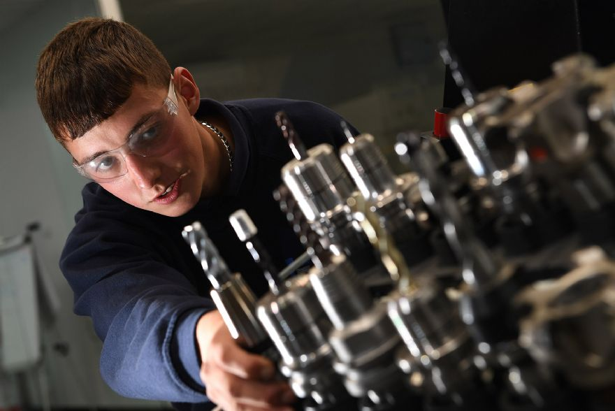 Make UK urges Government rethink on apprenticeship levy spending