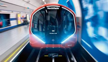 'Driverless' tube trains unveiled